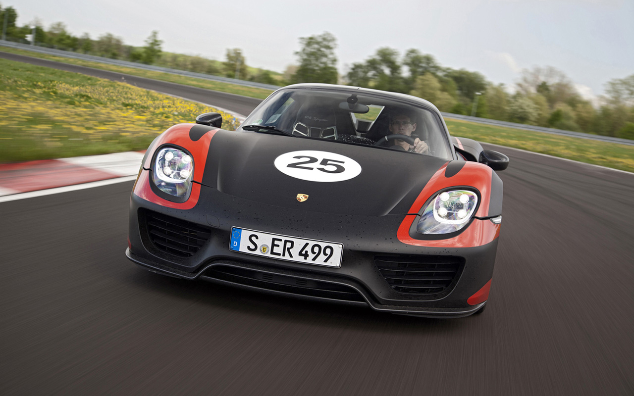 2013 porsche 918 spyder prototype. Black Bedroom Furniture Sets. Home Design Ideas
